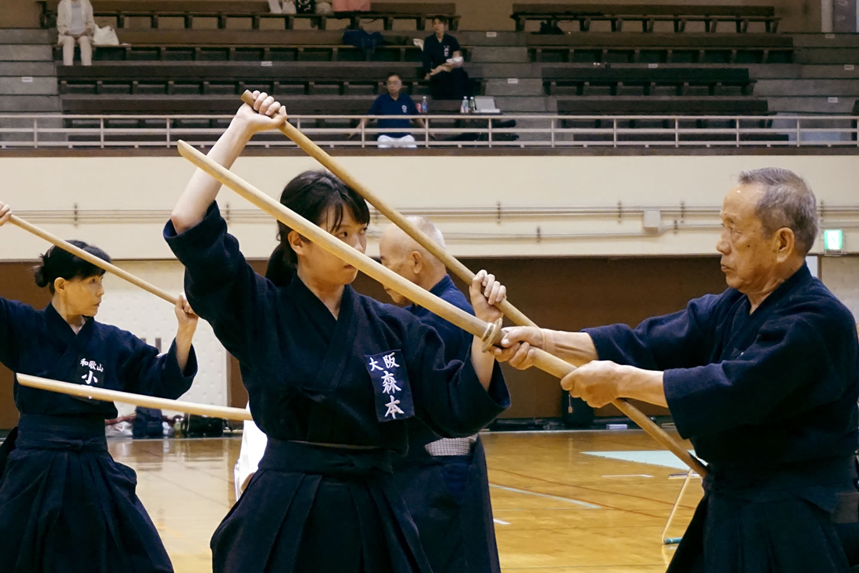 剣道 京都 連盟 府